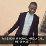 This ACE ONDO English Student Is Missing ( See Photo)