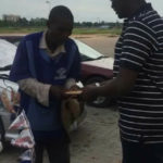 Aged Man Who Hawked Yogurt For 30yrs In Abuja Gets N3m Cheque From Customer