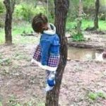 OMG!!! Wicked Mother Hanged Her Little Baby Girl (See Photo)