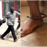In Ogun State: Man Arrested For Beating & Chaining His Wife To A Generator
