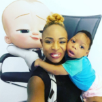 Singer Jodie Throws Private Party For Her Son's First Birthday [Photos]