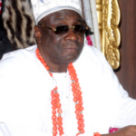 Barely one week after seemingly embarrassing the Ooni of Ife in public, the palace of the Oba of Lagos goes up in flames