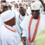 REVEALED: Oba Of Lagos Has Glaucoma And May Have Not Seen The Ooni Of Ife