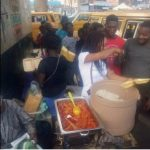 GIST: Free Food On The Street Of Lagos