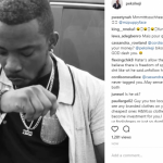 """""""I'm Not A Fan Of Yahoo Boys, I Have Over 2,000 Shirts"""" -Linda Ikeji's Brother Brags On IG"""