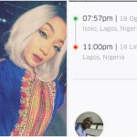 OMG!!! Horny Uber Driver Turns A Beautiful Lagos Dancer's 30-Minute Trip To 3 Hours