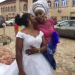 PHOTOS: Housemaid Thrown Lavish Wedding Years After Her Madam Adopted Her For Being Humble