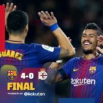 VIDEO: Barcelona vs Deportivo La Coruna 4-0 – Highlights & Goals