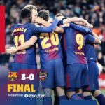 VIDEO: Barcelona vs Levante 3-0 – Highlights & Goals