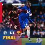 VIDEO: Chelsea vs Barcelona 1-1 – Highlights & Goals