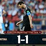 VIDEO: Argentina 1 vs 1 Iceland [2018 FIFA World Cup Highlights]