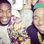 Meek Mill & Davido Back In The Studio For New Single
