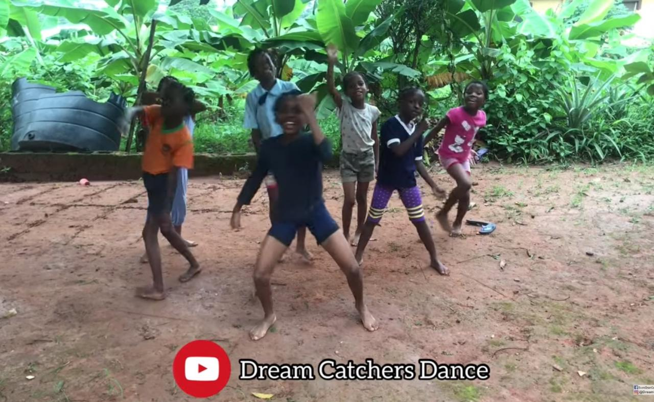 Beyonce - Brown Skin Girl (Dance Video) ft. Dream Catchers & Wizkid