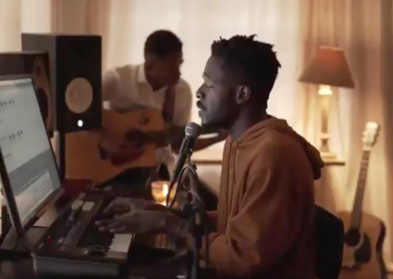 Johnny Drille - Please Forgive Me (Cover)