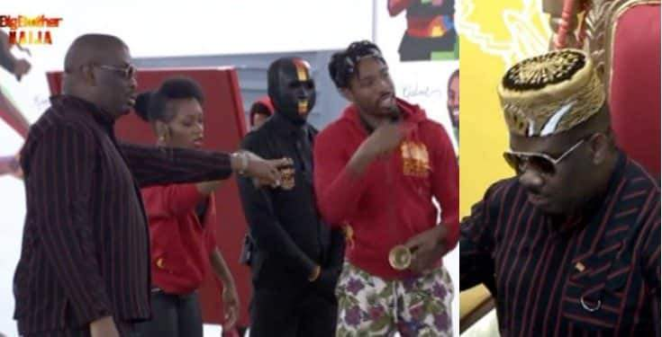 BBNaija: Don Jazzy, Dr Sid visits housemates (video)