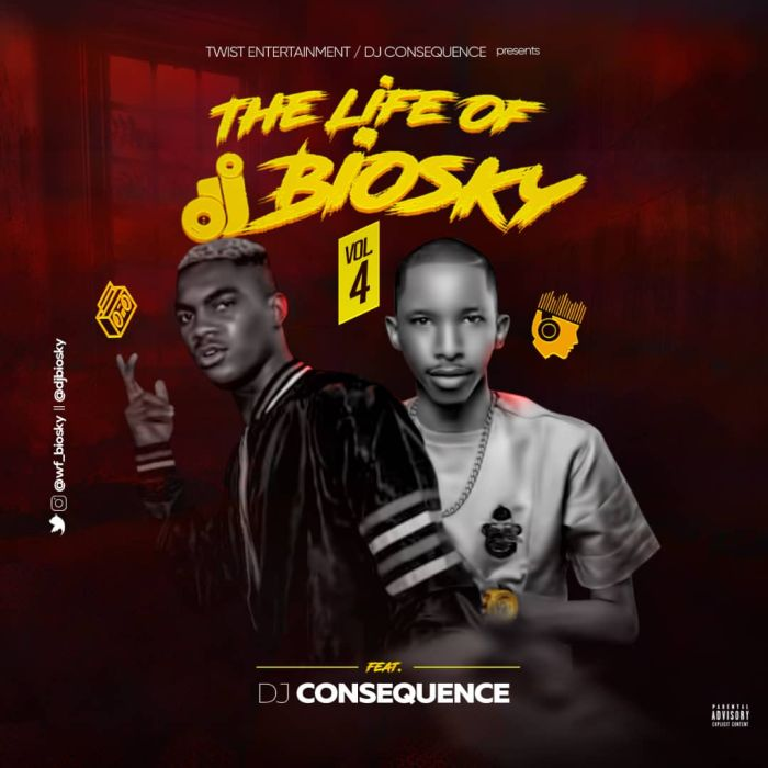 DJ Biosky x DJ Consequence – Life Of DJ Biosky Mixtape (Vol 4)