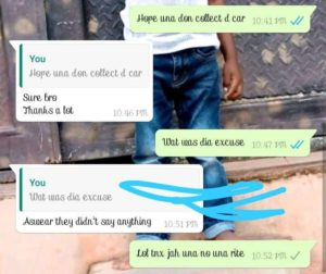 SARS Operatives Confronted By Angry Students Of ACE, Ondo (Video)
