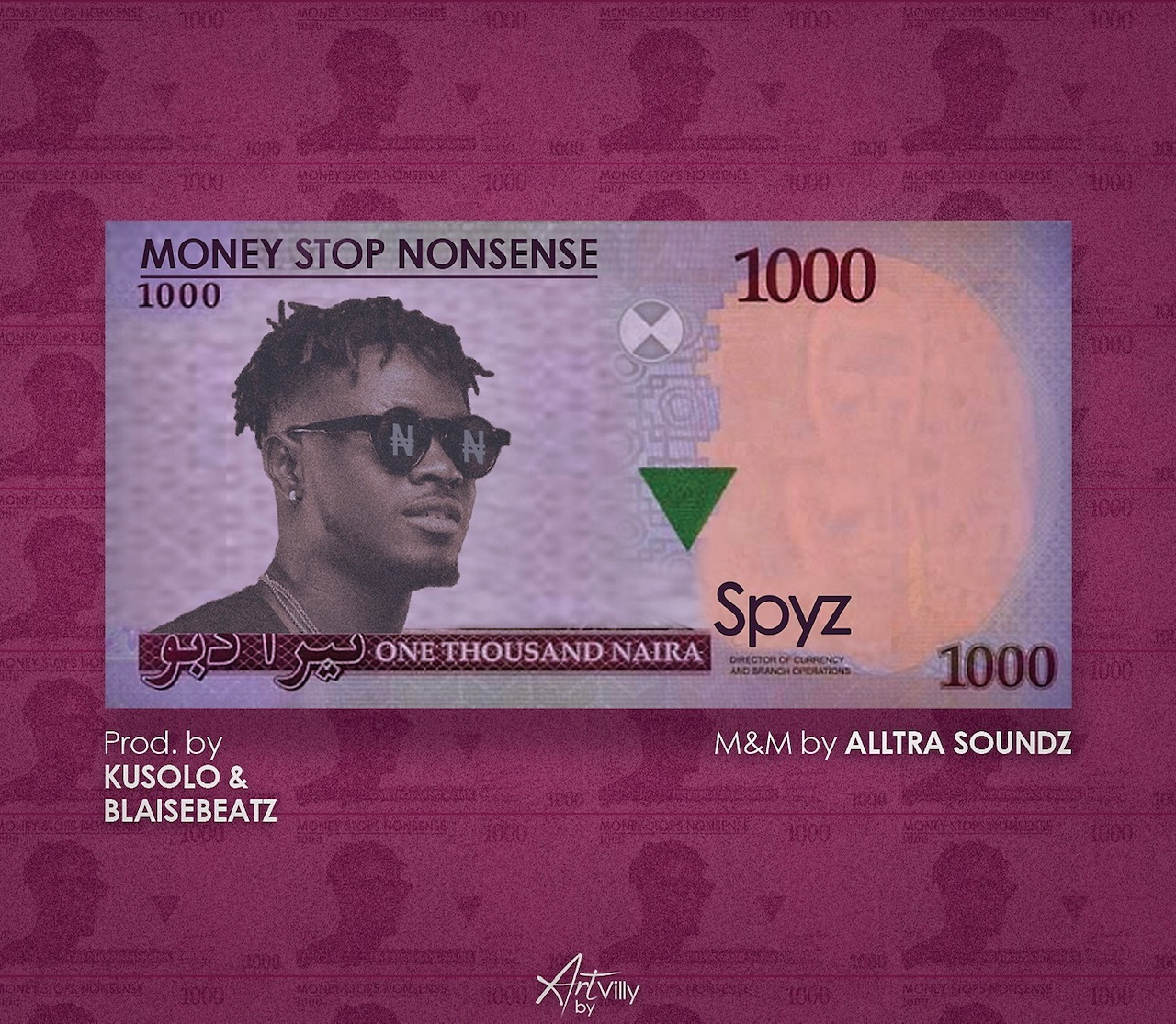 Spyz – Money Stop Nonsense