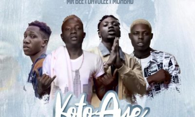 Tsalt Elomi – Koto Aye (Vol.2) ft. Mr Bee x Davolee x Mohbad