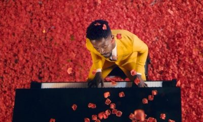 VIDEO: Johnny Drille – Count On You