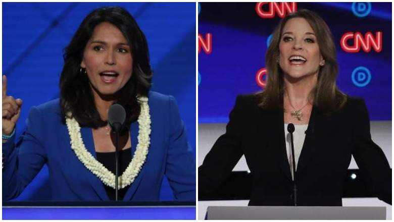 Why Aren't Tulsi Gabbard & Marianne Williamson in Tonight's Debate?