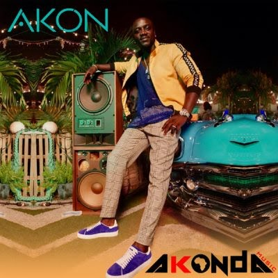 Akon – Welcome To Africa