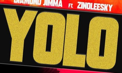 Diamond Jimma Ft. Zinoleesky - Yolo