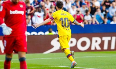Levante vs Barcelona 3-1 – Highlights