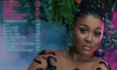 "ALBUM: Lady Zamar – ""Monarch"""