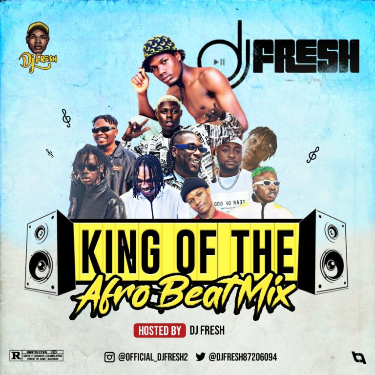 DJ Fresh – King Of The Afro Beat (Mix)