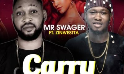 Mr Swager - Carry ft. Zinwestta (Prod. By Pitar Pypar)