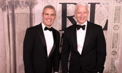 Watch Anderson Cooper & Andy Cohen's New Year's Eve Online