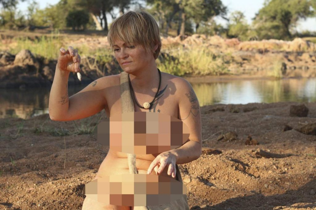 Lacey Jones on Naked And Afraid Alone: 5 Fast Facts You
