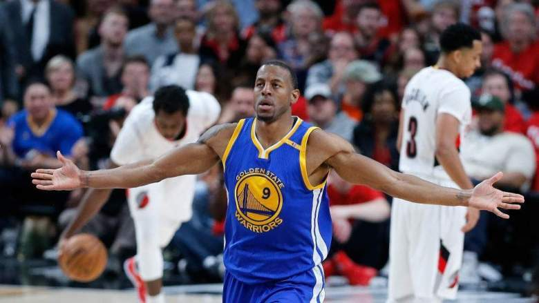 Latest Update on Possible Andre Iguodala Trade to Lakers
