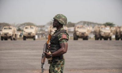 Nigerian Student Shot By Soldier, Amputated, To Sue Army For N1 Billion