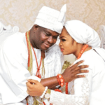 "Olori Prophetess Naomi reacts to rumors – ""My marriage to Ooni of Ife has not crashed"""