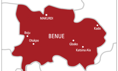 60 Suspected Cultists Arrested In Benue State