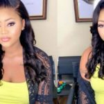 Regina Daniels Shares First Video Of Herself After Safe Delivery Of Her Baby
