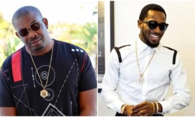 Don Jazzy Finally Reacts To Alleged Rape Allegation Against D'banj