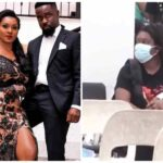 First Video Of Sarkodie's Newborn Son Pops Up The Net