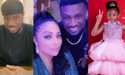 Peter Psquare Okoye, his wife, Lola and daughter all tested positive for Coronavirus (Video)