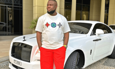 """""""Your Memories Lives On Forever LEGEND"""" – Man Frames Hushpuppi's Photo To Hang In His room; Nigerians React (Photo)"""
