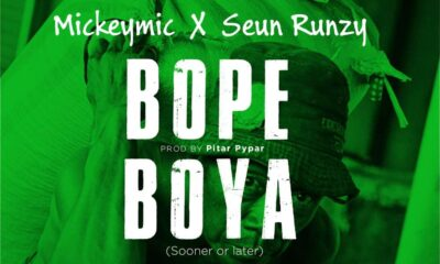 Mickeymic - Bope Boya (Sooner or Later)