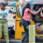Lady Begins Transport Business With Keke Napep That She Purchased With NYSC Allowance (Photos)