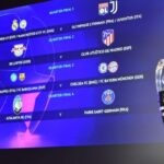 Champions League draw: Man City handed tough task