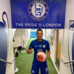 Pedro bids farewell to Chelsea fans
