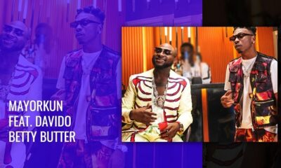 VIDEO: Mayorkun – Betty Butter ft. Davido