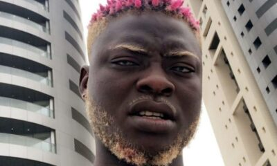 Nigerian Number 1 P**nstar King Tblak Finally Apologizes to Native Doctor who arrested